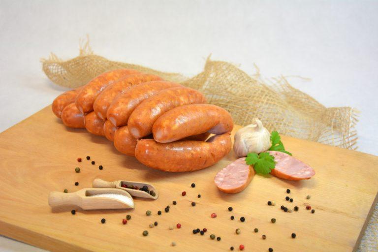 Kiełbasa na grilla